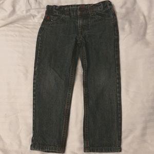 Tommy Hilfiger toddler 4 boys jeans